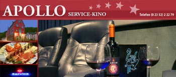 Apollo Service Kino